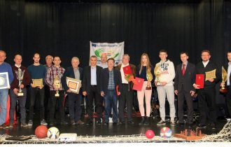 Dodjela priznanja najuspješnijima u sportu grada Belišća u 2017. godini